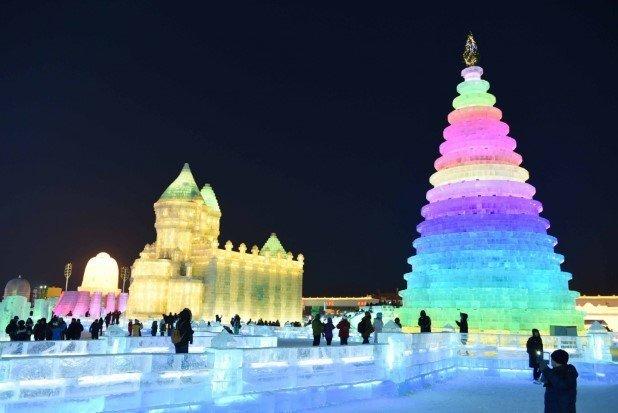 Harbin International Ice and Snow Festival 2015 14