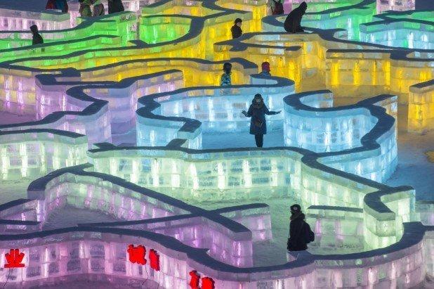Harbin International Ice and Snow Festival 2015 15
