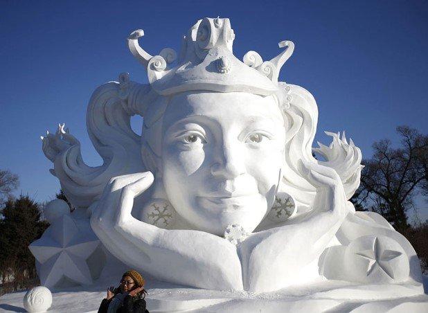 Harbin International Ice and Snow Festival 2015 18