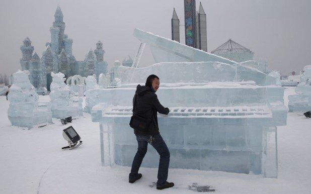 Harbin International Ice and Snow Festival 2015 2