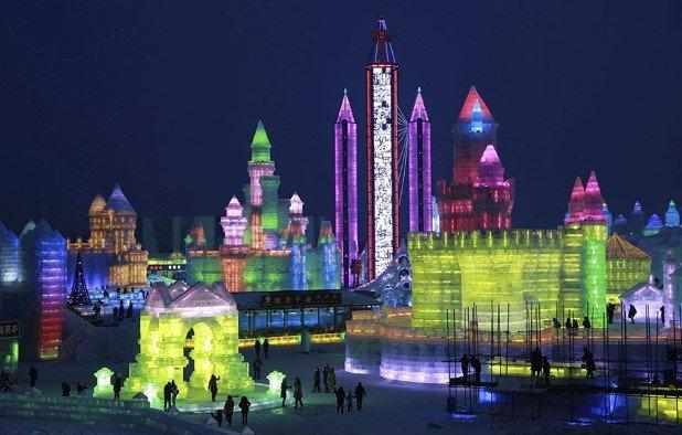 Harbin International Ice and Snow Festival 2015 21