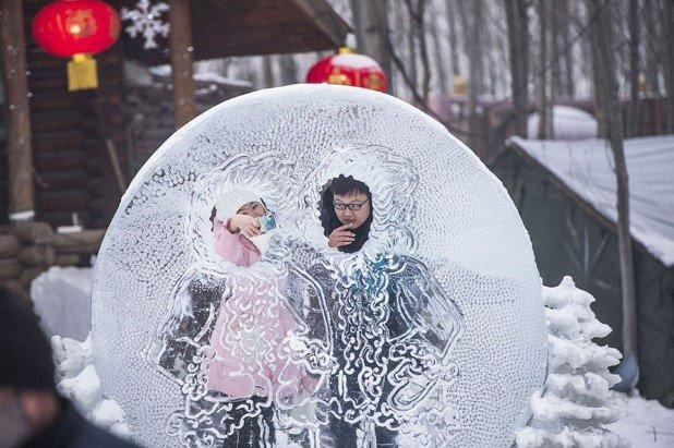Harbin International Ice and Snow Festival 2015 26