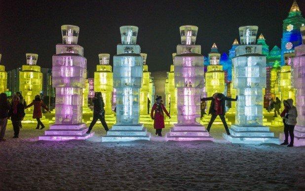 Harbin International Ice and Snow Festival 2015 29