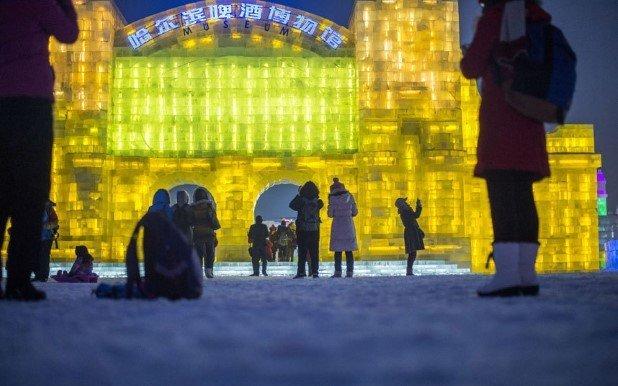 Harbin International Ice and Snow Festival 2015 30