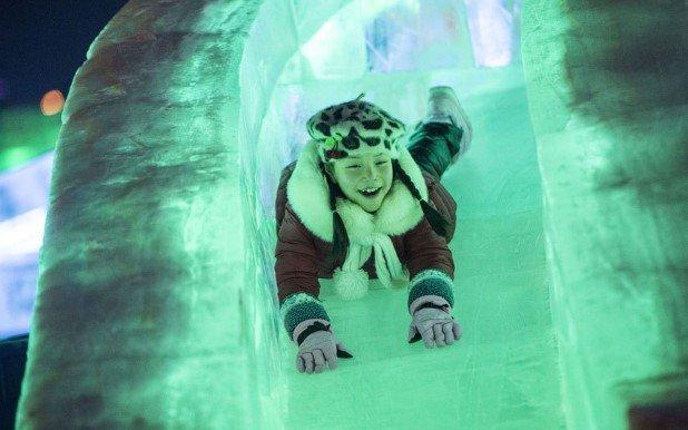 Harbin International Ice and Snow Festival 2015 8
