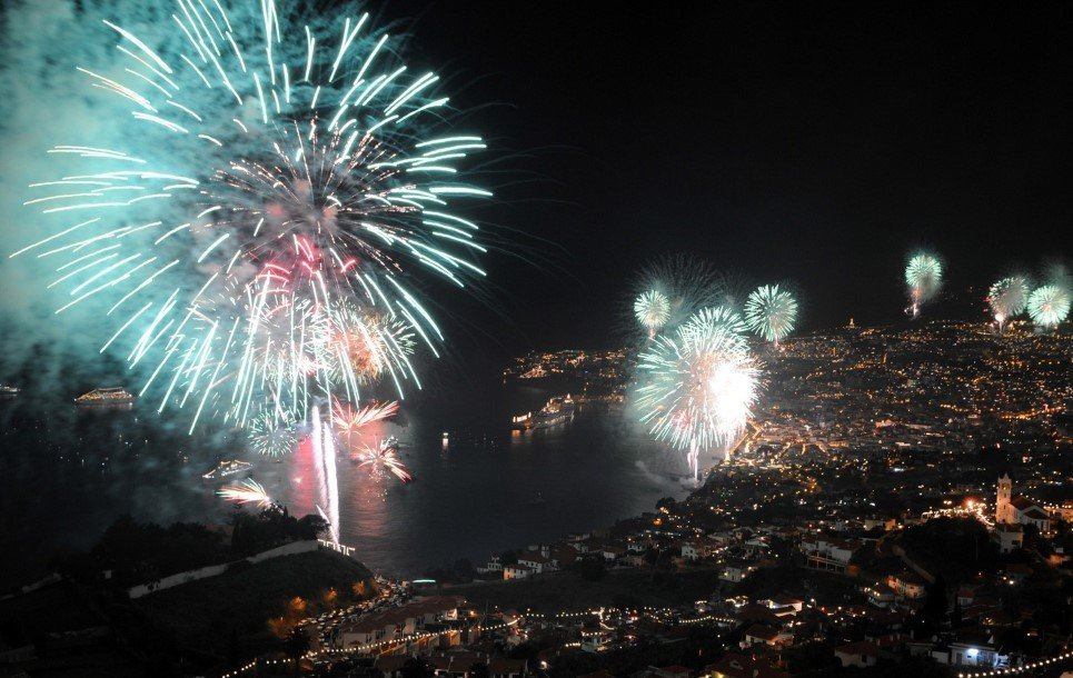 Madeira New Year's Eve