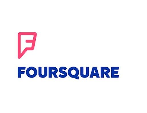 New Logo: Foursquare