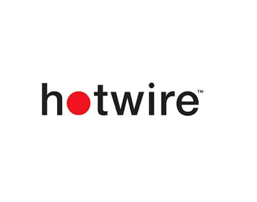 New Logo: Hotwire