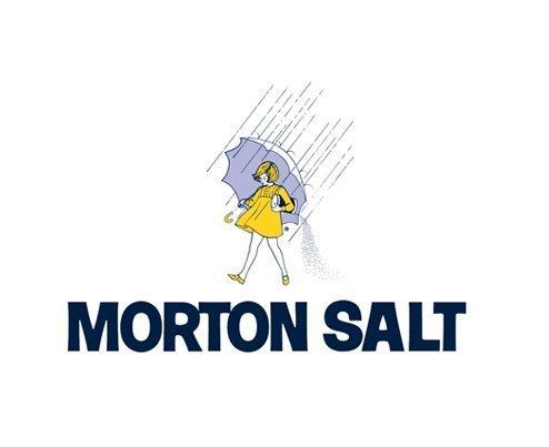 Old Logo: Morton Salt