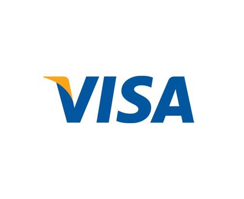 Old Logo: Visa
