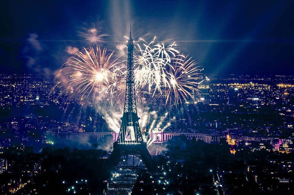 Paris New Year's Eve