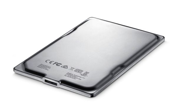 Seagate Seven World's Slimmest Portable Hard Disk