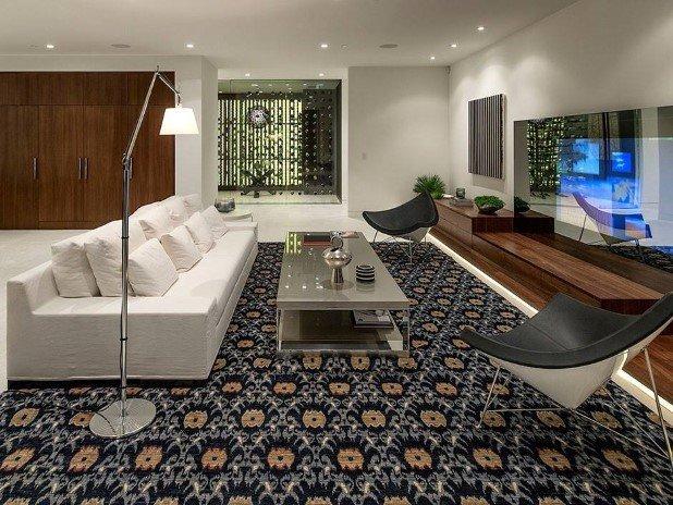 Strikingly Fabulous Estate on Sunset Strip  (3)