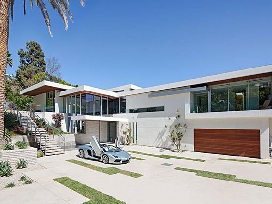 Strikingly Fabulous Estate on Sunset Strip  (5)