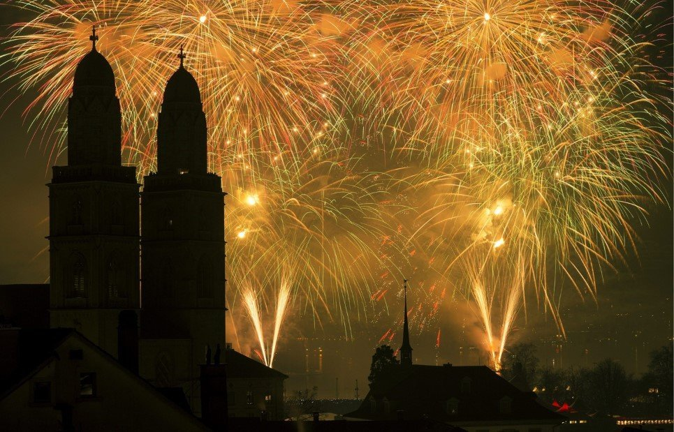 Zurich New Year's Eve