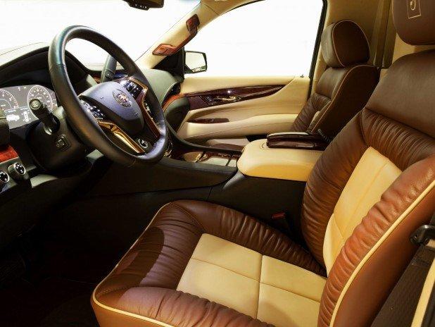 Custom Cadillac Escalade (5)
