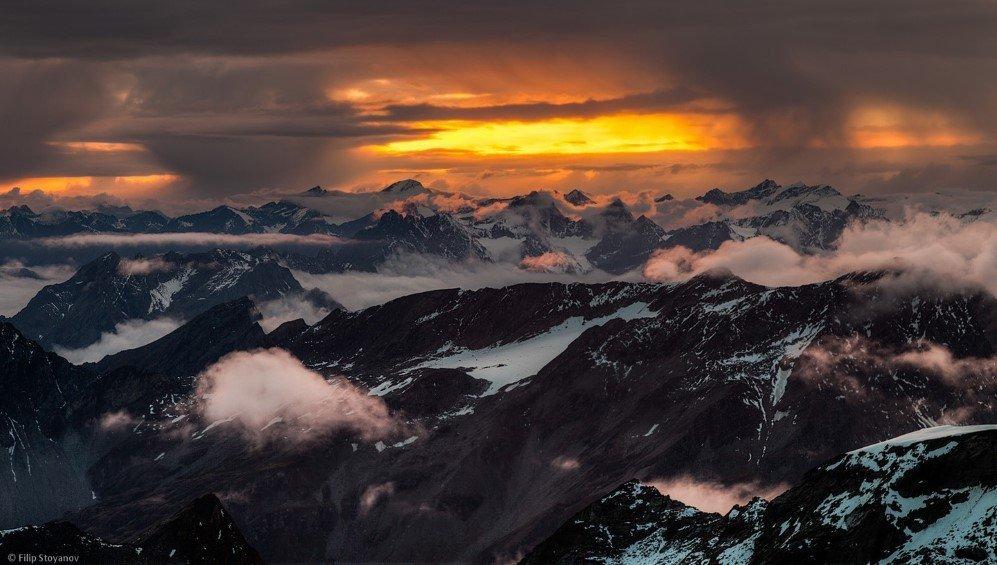The Grossglockner, Austria (1)