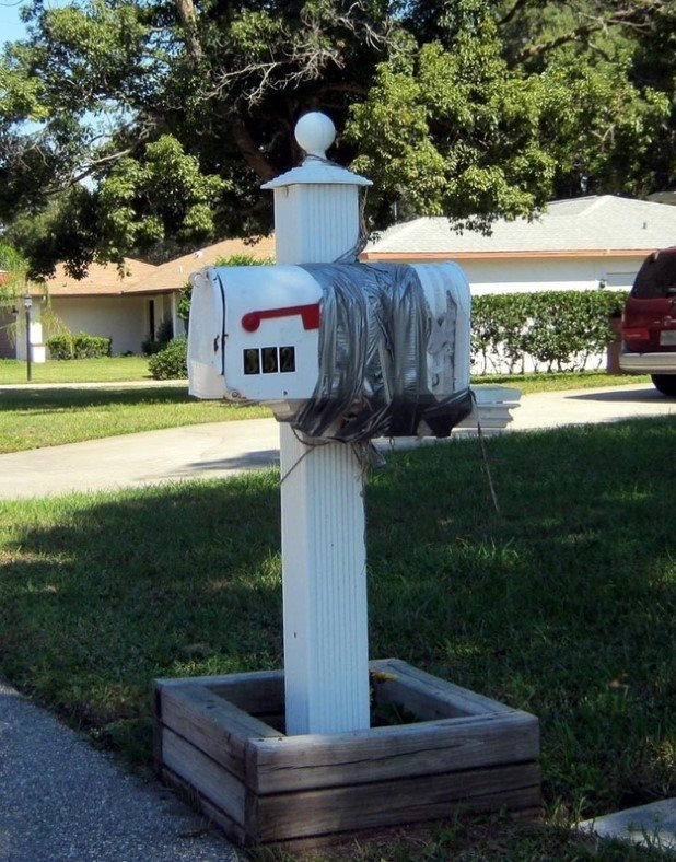 11. Your Mailbox