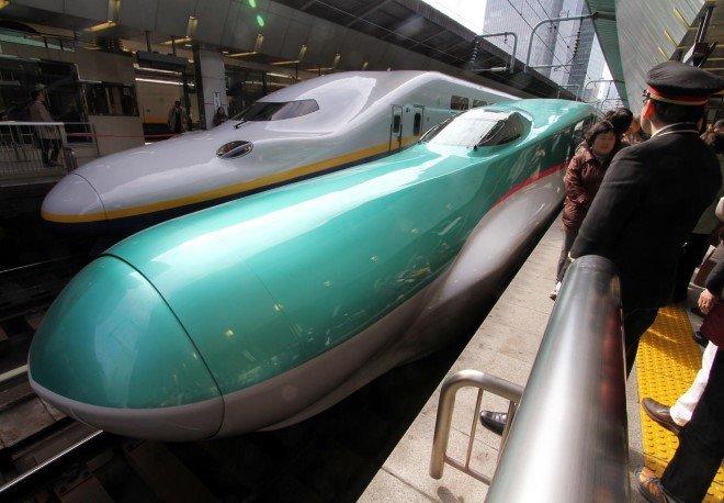 Fastest Trains (4)