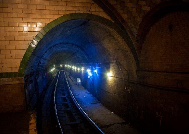New York City Hall Subway Station