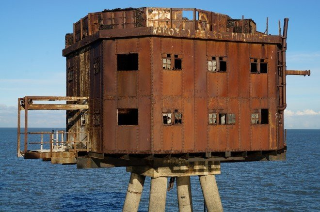 Maunsell Sea Forts, England (2)