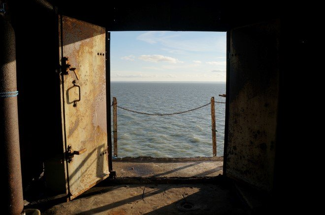 Maunsell Sea Forts, England (3)