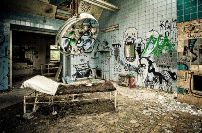 Military Hospital, Germany (1)