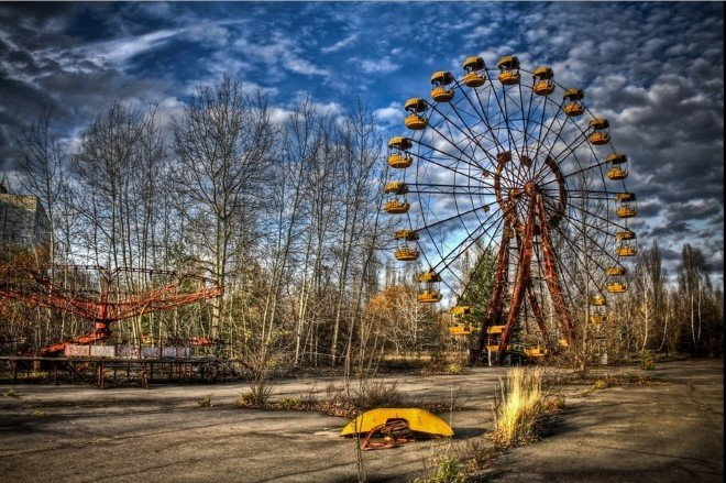 Pripyat, Ukraine (1)