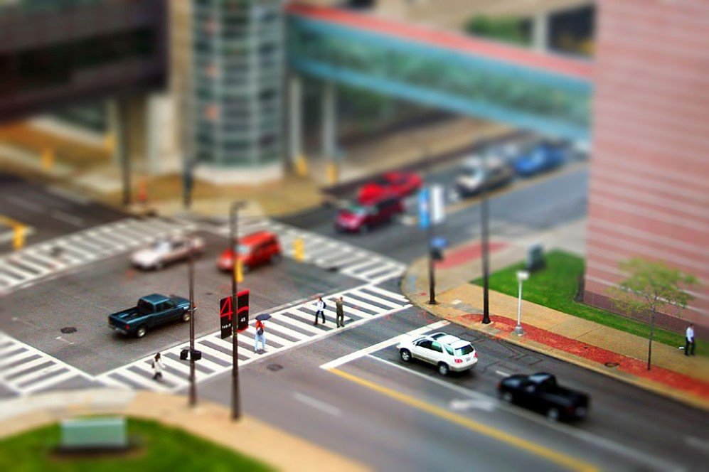 Cleveland Clinic Miniature by House Photography