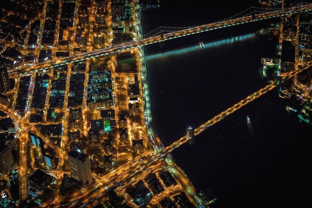 New York City at night (1)