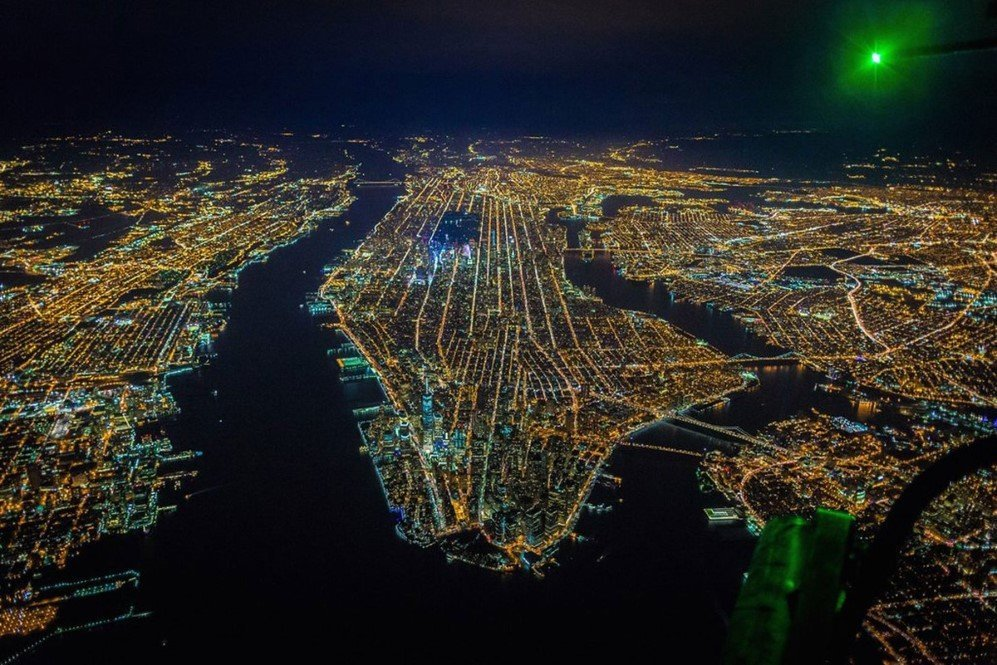 New York City at night (2)