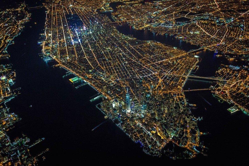 New York City at night (3)