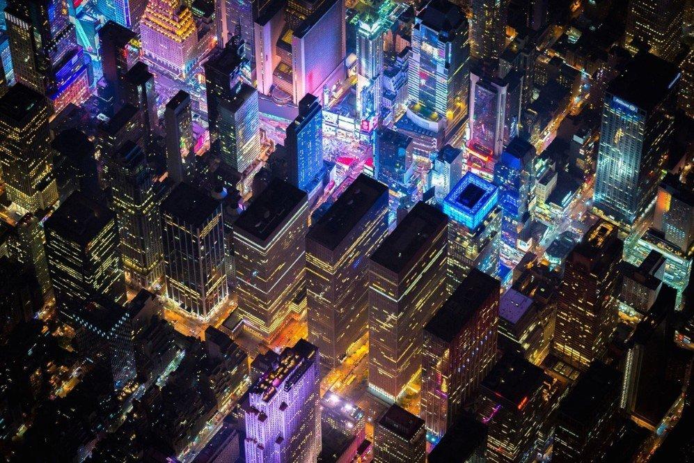 New York City at night (4)