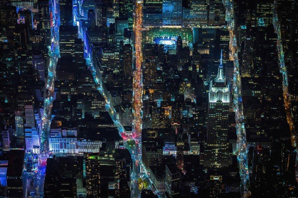 New York City at night (7)