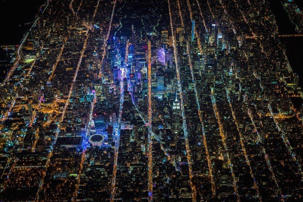 New York City at night (8)