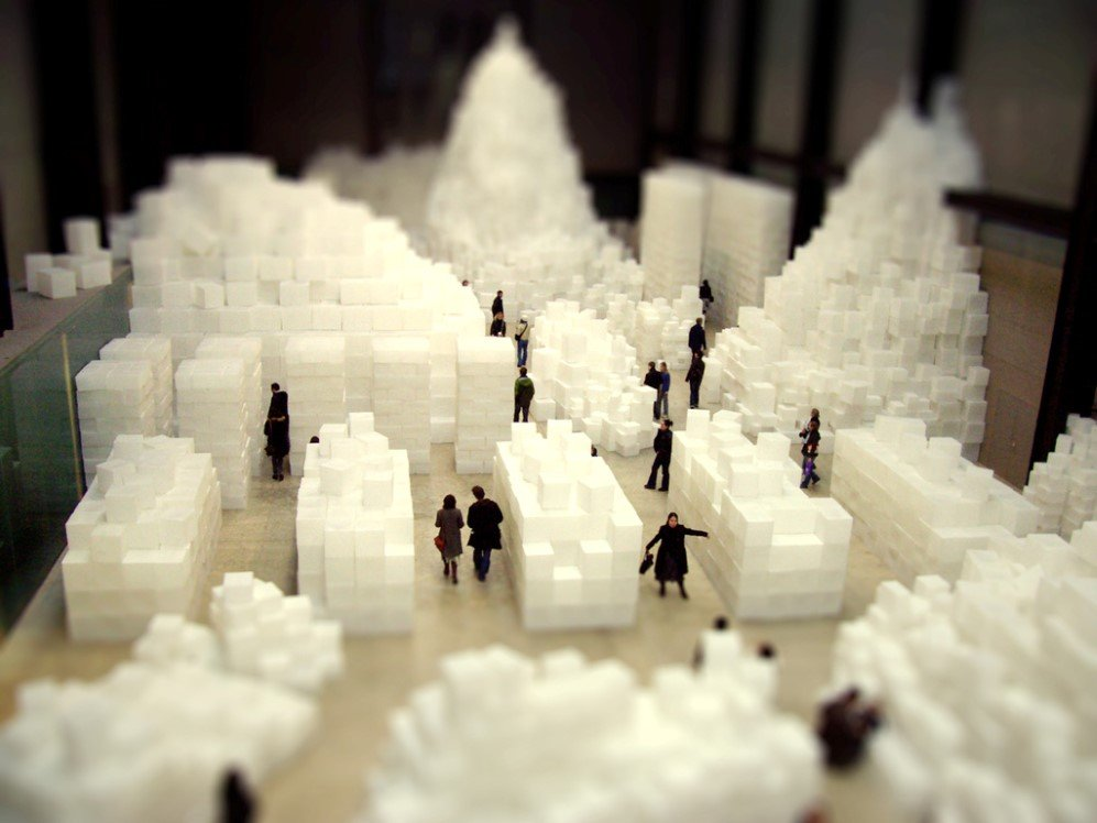 Tate Modern by Jean Burgess