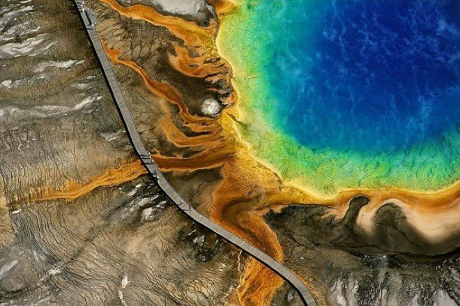 Yellowstone National Park, US