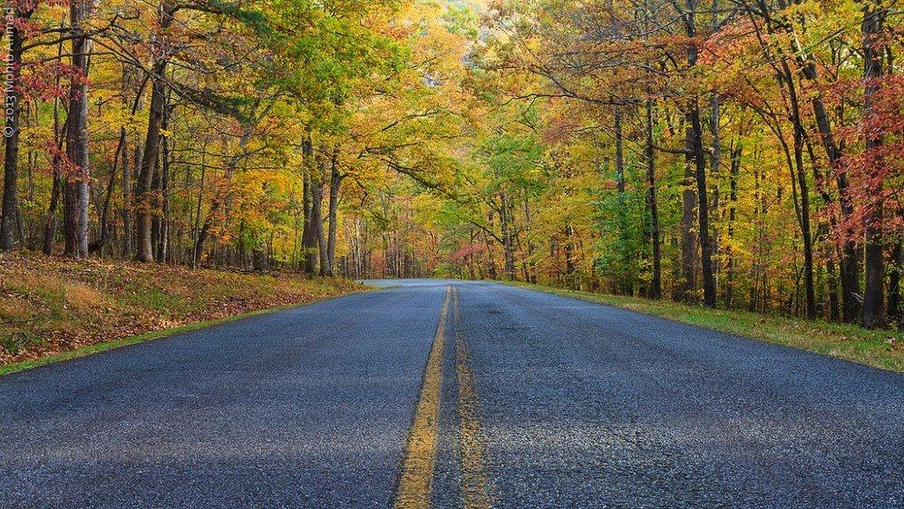 Blue Ridge Parkway, USA (3)