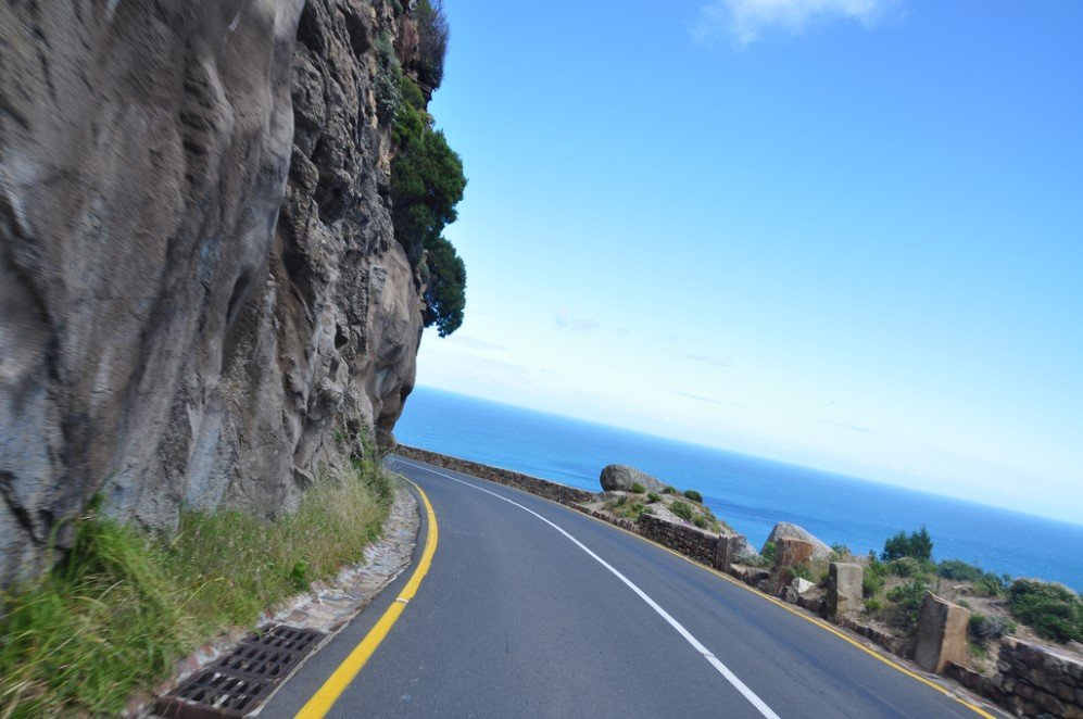 Chapman's Peak Drive, South Africa (1)