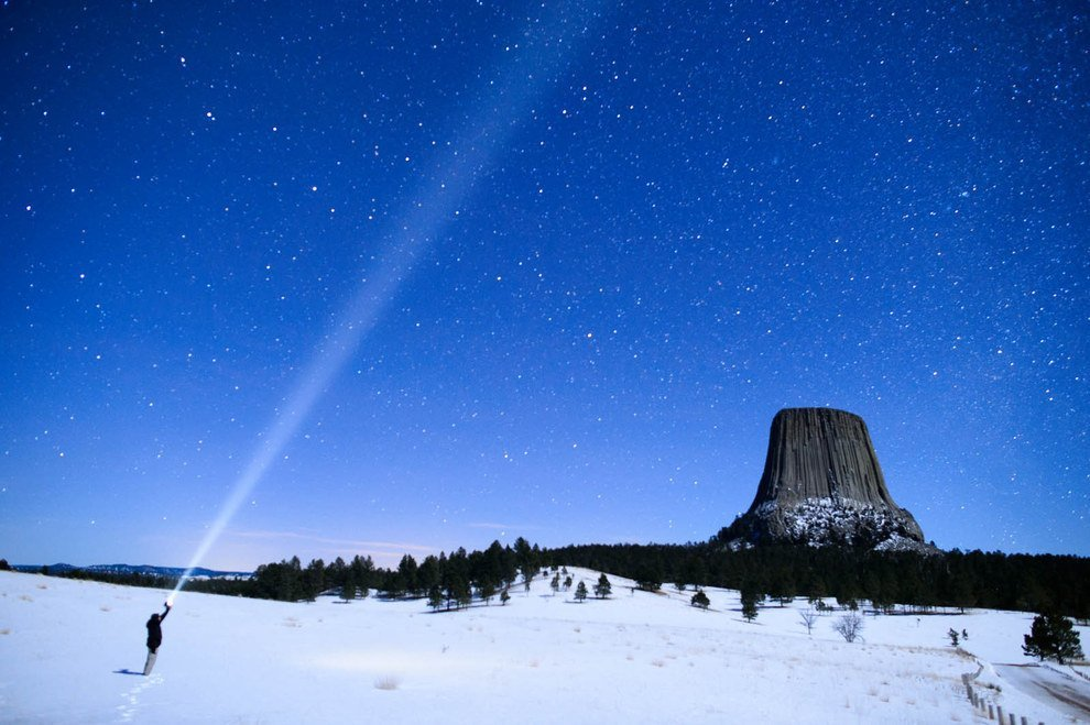 Devils Tower, Wyoming, United States