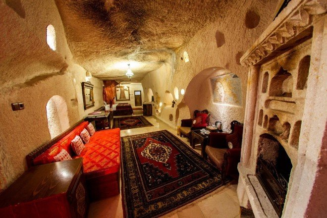 GAMIRASU CAVE HOTEL (1)