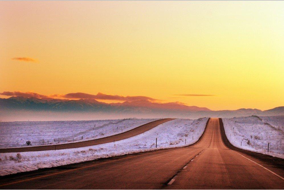 Interstate 70, USA (1)