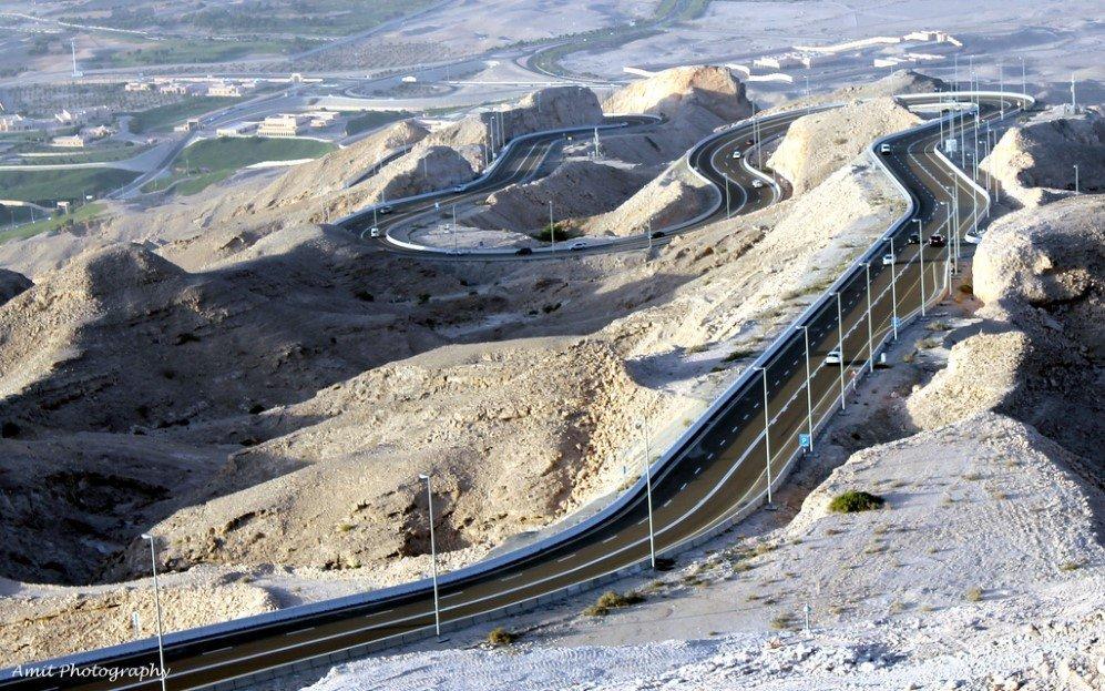 Jebel Hafeet Mountain Road, UAE (3)