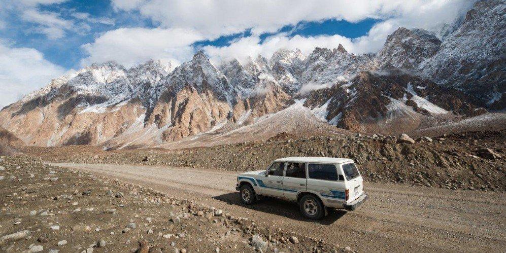 Karakorum Highway, Pakistan (2)