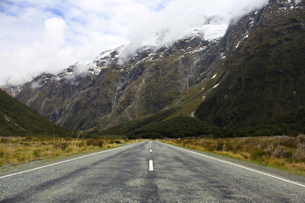 Milford Road, New Zealand (1)