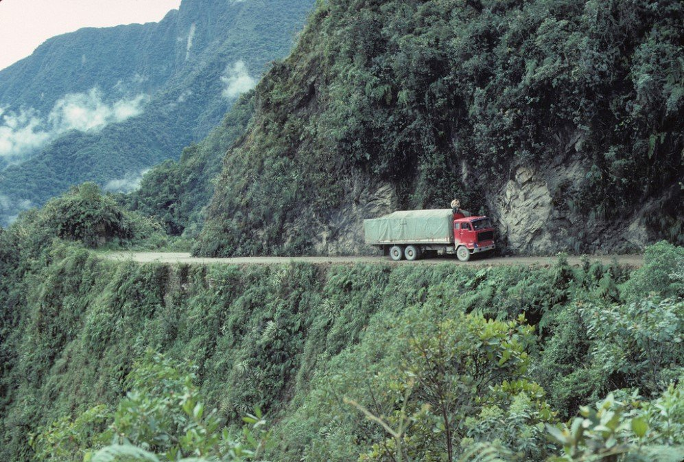 North Yungas Road, Bolivia (1)