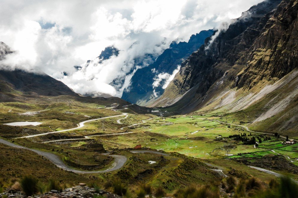 North Yungas Road, Bolivia (3)