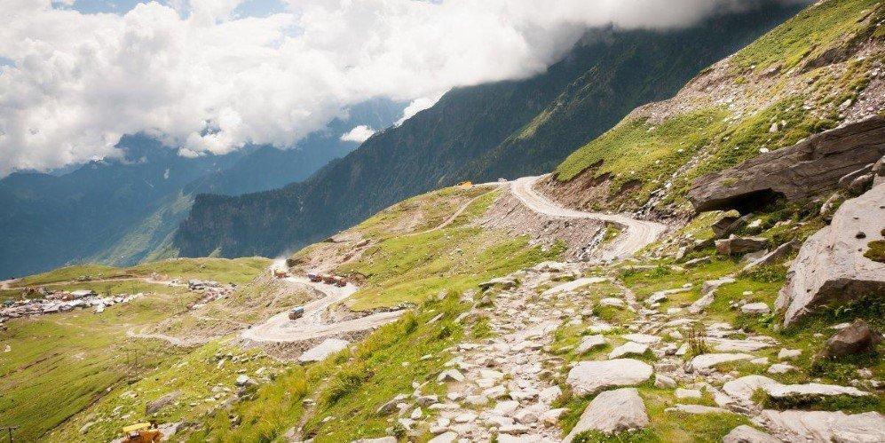 Rohtang Pass, India (2)