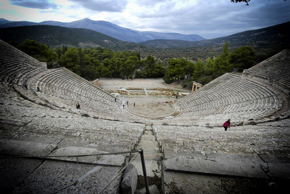 Theater of Epidaurus