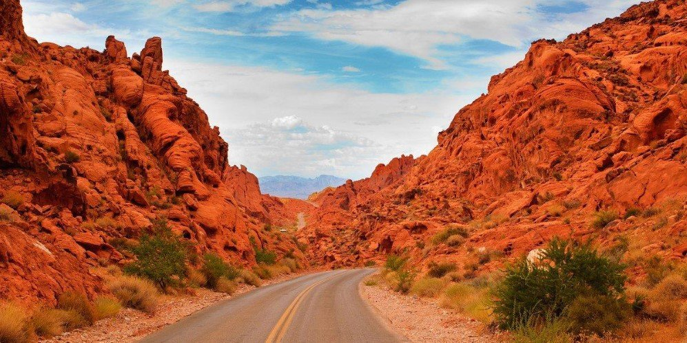 Valley of Fire Road, USA (2)